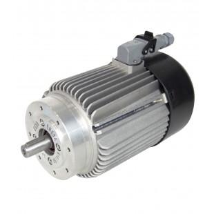 MOTOR ELEKTRIM IE2 B14 1500 2/4 0,75CV-0,55KW 80A IP65