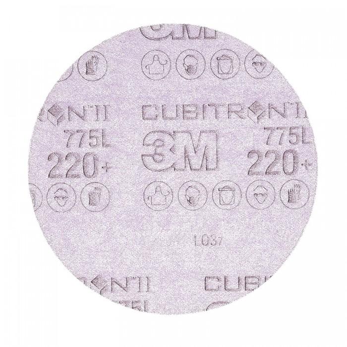 DISCO 3M 775L CUBITRON II HOOKIT FILM D-150 P-220