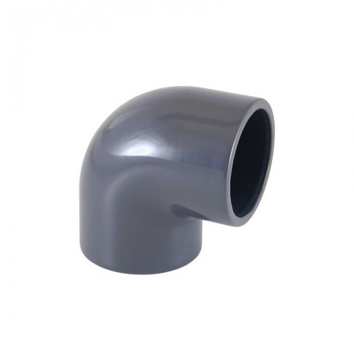 CODO PVC 90º PRESION C-140 D-140
