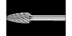 FRESA METAL DURO RBF 1225 M6 D3P