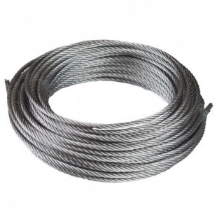 CABLE A-316 7X19+0 Ø10MM.