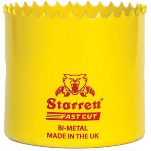 CORONA PERF BIMETAL FAST-CUT STARRETT   20