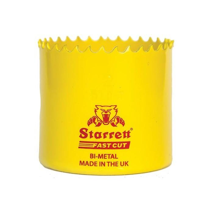 CORONA PERF BIMETAL FAST-CUT STARRETT   25
