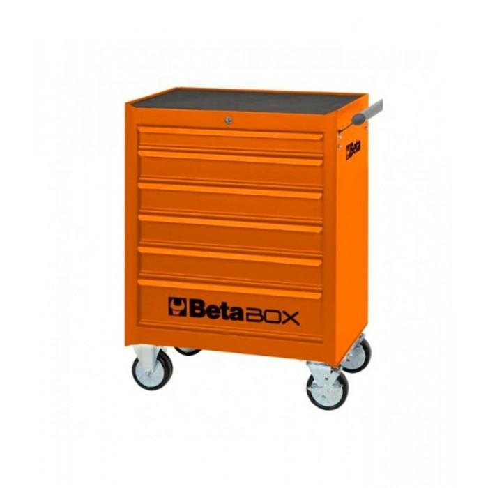 CAJONERA 6 CAJONES BETA C04BOX/ORANGE + 218 HTAS